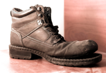 How to Fix Torn Shoes