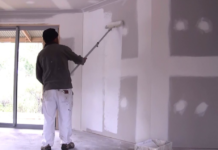 Prepare Drywall for Painting