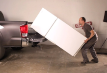 Can You Lay a Refrigerator On its Side?