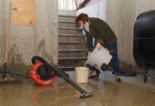 How to Clean a Flooded Basement