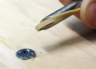How to Remove a Stuck Screw from Wood